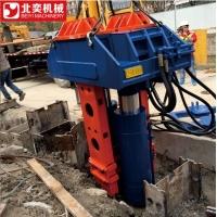 供應2020款工法樁液壓拔樁機  型鋼拔樁機工廠