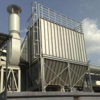 64-4拼装布袋除尘器 镀锌板拼接除尘设备 工期短