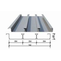 镀锌YXB65-254-762楼承板钢承板