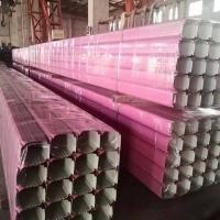 双达彩钢144*108雨水管彩钢雨水管价格彩钢雨水管厂家