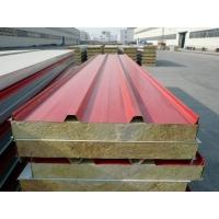 彩钢复合板彩钢岩棉复合板厂家直供