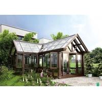 西安阳光房定制花园户外断桥铝欧式别墅露隔音落地窗封阳台玻璃房