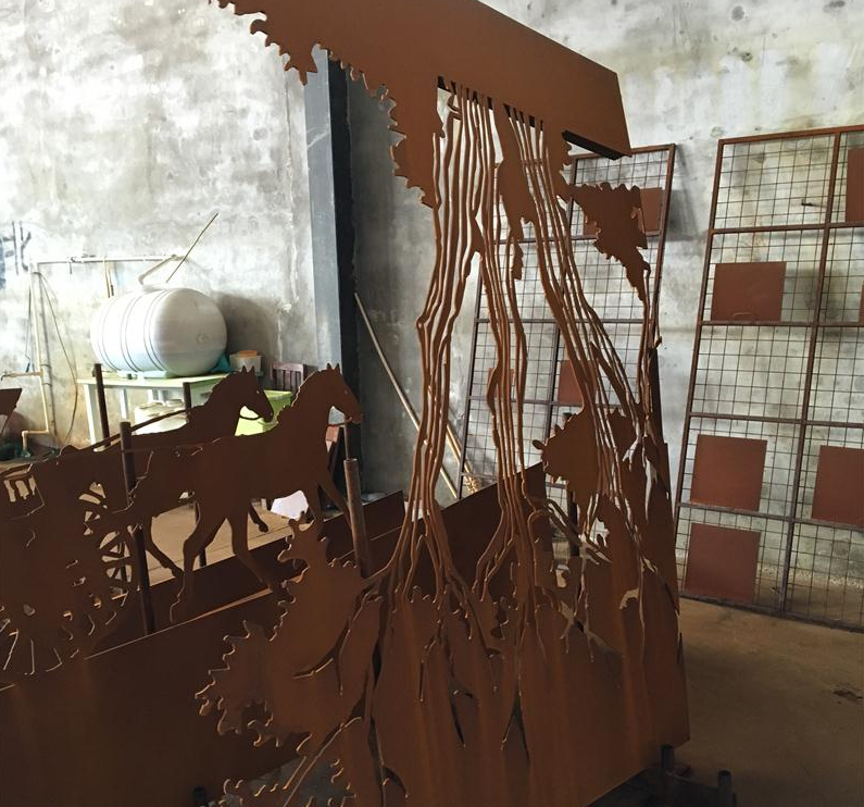 天津申強鋼鐵供應耐候鋼板 耐酸鋼 耐磨鋼板