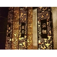 園林景觀銹鋼板 幕墻板加工 耐候鋼板現貨批發