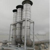 预制式双层不锈钢烟囱-304-316不锈钢烟囱安装