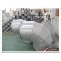 双层不锈钢烟囱法兰三通雨帽-南京不锈钢烟囱
