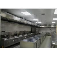 厨房排烟系统设计报价-厨房油烟管供应商