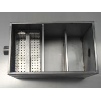 不锈钢成品隔油池-无动力隔油池厂家