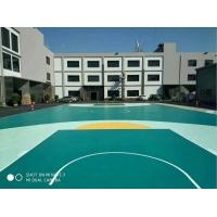 陽山美麗鄉村籃球場地坪漆施工-籃球場地坪漆施工單價