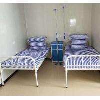 河南供应成人双层铁艺床 周口大学生公寓床钢木床