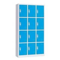 商丘生产批发钢制文件柜 多斗文件柜带锁办公小柜子