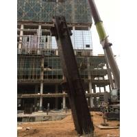 型鋼勁性柱生產加工|勁性柱勁性梁制作安裝