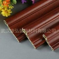 竹木纤维集成墙板 装饰线条框线120mm室内环保装饰边角线
