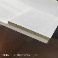 隔音吸音岩棉板 岩棉天花板生产工厂