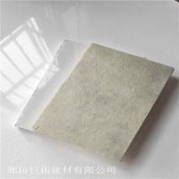 A级防火岩棉玻纤吸音天花板是工装材料之一