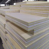 硅酸钙复合吸音板 保温硅钙板穿孔复合吸音板
