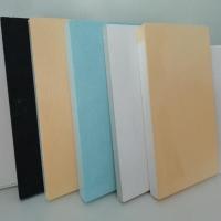 高密度玻纤吸音板 耐用性岩棉玻纤板 不变形