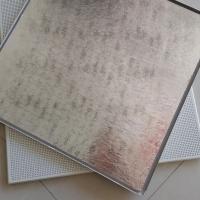 铝天花板 铝单板吸音吊顶 巨拓穿孔吸音板