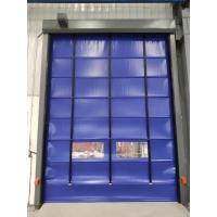 堆积卷帘门,快速门,软帘布堆积门,自动堆积门