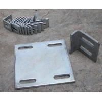 定制预埋件 热镀后置埋板 幕墙配件 角码 预埋件钢板 镀锌预