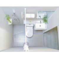 BU1220整體衛浴、賓館衛浴 整體衛生間,公寓爆款