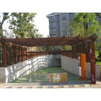 南京防腐木-绿洛迪-长廊系列