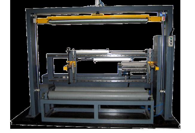 山東濟南晶工力創JG-Y02全自動圓筒式徑向纏繞機,可定制