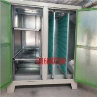 汽修厂烤漆房废气治理方案分类烟台划算活性炭吸附箱
