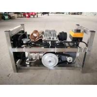 便攜式氮氣增壓泵氮氣增壓設備可抽真空泵可連續工作