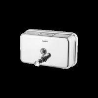 FG2015 不锈钢手动按压式皂液器