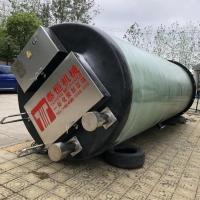 地埋式一体化预制泵站 一体化预制泵站安装报价 型号