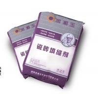 金湘玉 瓷砖石材填缝剂 环保建材产品 湖南长沙腻子粉