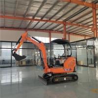 日力重工10挖掘机室内小工程果园大棚适用360度旋转挖掘性能