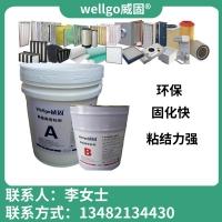 無刺鼻氣味過濾器膠 聚氨酯空氣過濾器膠 威固供應