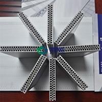 中空塑料模板用于仓储货架隔层板