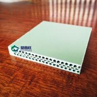 中空塑料模板吸水膨脹率小
