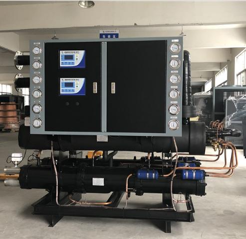 水冷式螺杆冷水机/开放式水冷机