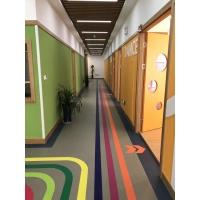 2.0mm厚防滑耐磨PVC塑胶地板
