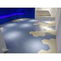 耐磨防水商用塑胶地板批发