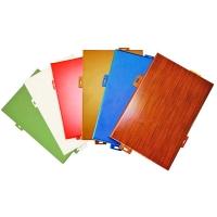 温州木纹铝板定制厂家 温州防火木纹铝板价格