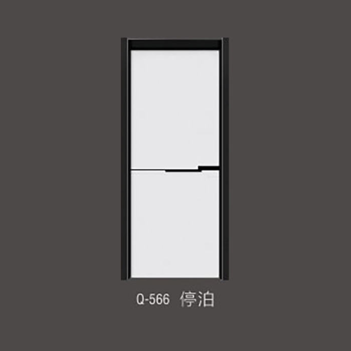 Q-566 停泊
