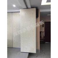 深圳活动屏风定制 酒店宴会厅屏风折叠门设计