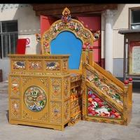 成都天汇藏式家具-藏式沙发-藏式经文柜-藏式佛龛定制-加工仿