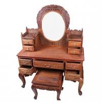 成都臥室中式家具 臥房成套古典家具定制 臥室仿古頂箱柜制作