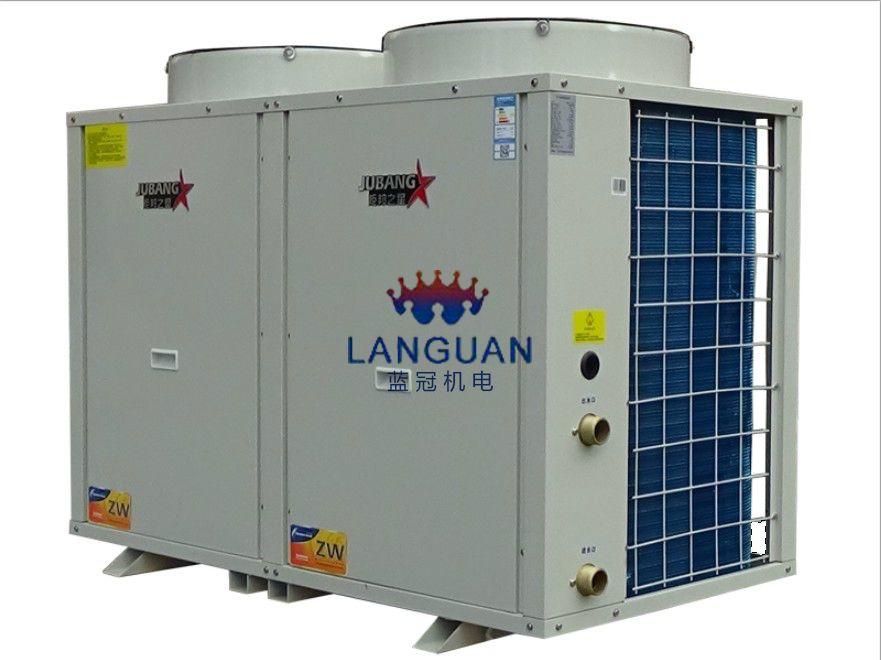 工业高温热水工程空气能高温热水可达85℃