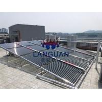 江門太陽能熱水工程大型商用熱水器