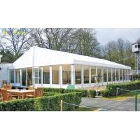 大型人字顶铝合金篷房活动展览帐篷定制直销