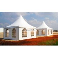 欧式尖顶篷房-尖顶正方形篷房-摊位帐篷