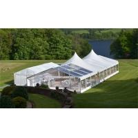 组合型篷房-混合尖顶篷房-庆典活动篷房
