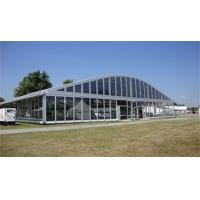 弧形顶篷房-展览活动篷房-铝合金帐篷
